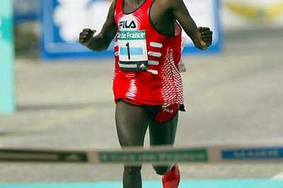 Raymond Kipkoech of Kenya (Getty Images)