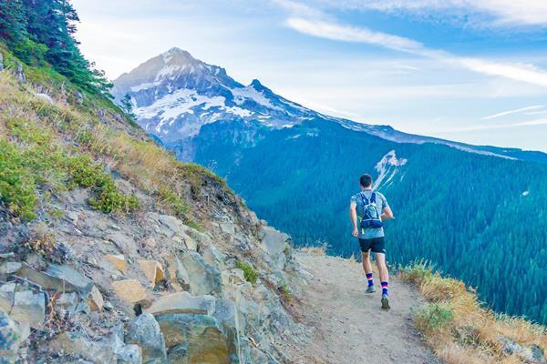 Trail runner (Brian Erickson)