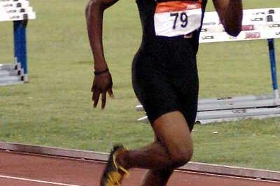 Ricardo Chambers, 400m in 45.13 - JAM Champs (Sporting Eagle)