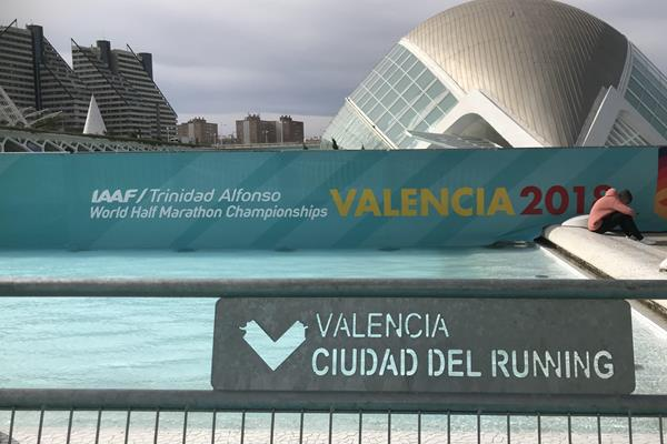Valencia - city of running (Bob Ramsak)