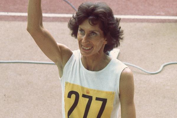 Irena Szewinska - IAAF Hall of Fame (Getty Images)