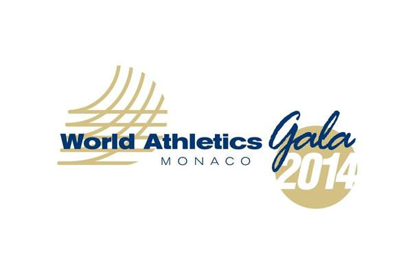 2014 IAF World Athletics Gala logo (IAF)