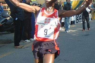Moses Mosop wins the Giro di Pettinengo ((c))