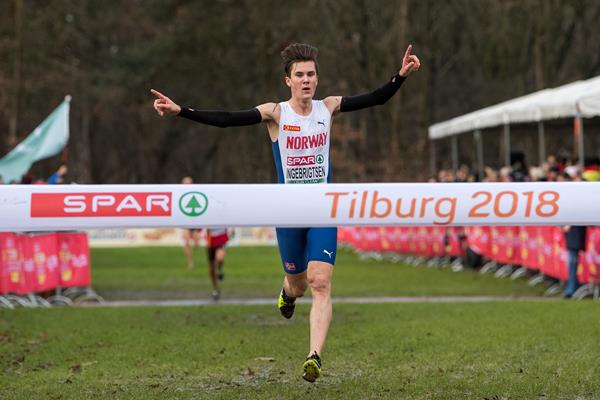 Third straight U20 European Cross Country win for Jakob Ingebrigtsen (Getty Images)