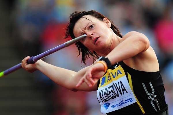 Jarmila Klimesova (Getty Images)