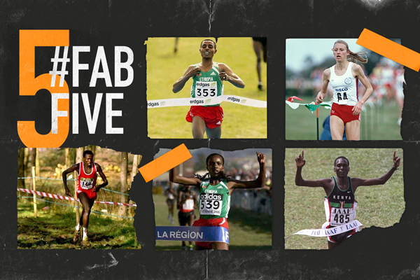Fab five: World Cross legends (Getty Images)