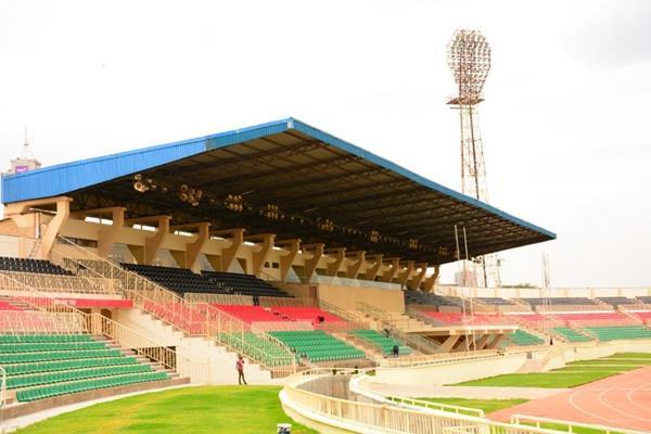 Nairobi's Nyayo Stadium (Organisers)