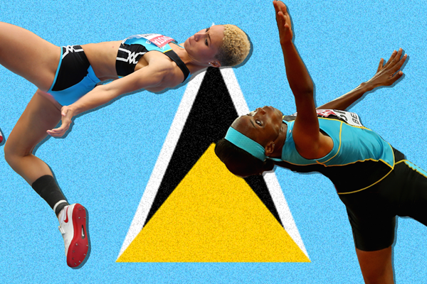 St Lucia High Jump ()