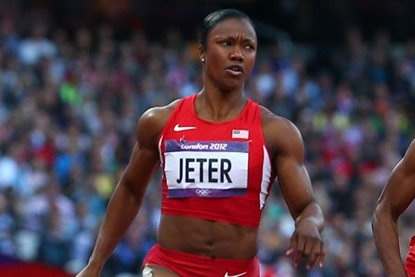 Carmelita Jeter (getty images)