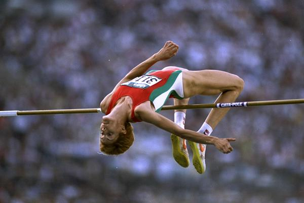 IAAF Hall of Fame - Stefka Kostadinova (BUL) (Getty Images)