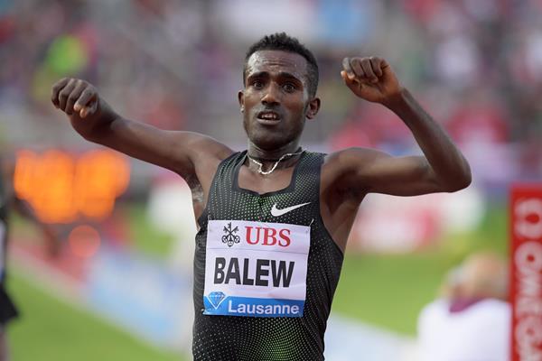 Birhanu Balew in Lausanne (Gladys Chai von der Laage)