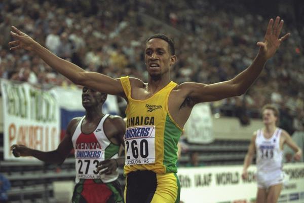 Clive Terrelonge 1995 ()