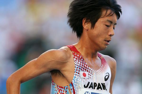 Japanese distance runner Tsuyoshi Ugachi (Getty Images)