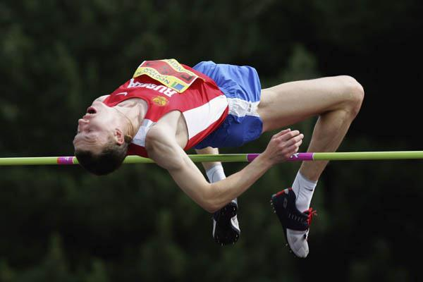 Andrey Tereshin in London 2006 (Getty Images)