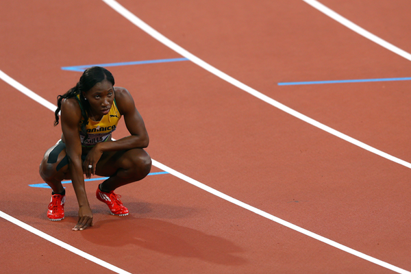 Novlene Williams-Mills SPIKES ()