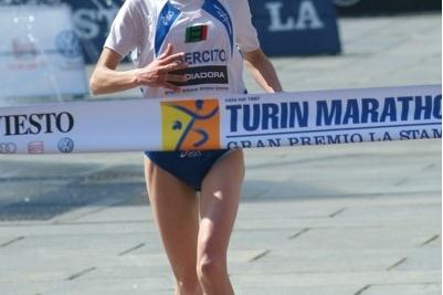 Vincenza Sicari wins in Turin (Lorenzo Sampaolo)