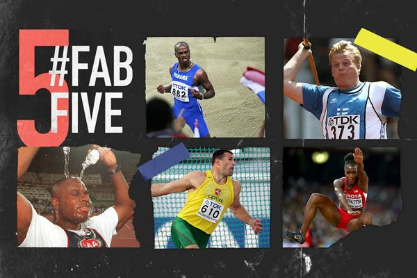 Fab five: sixth-round dramas at the World Championships (Getty Images)