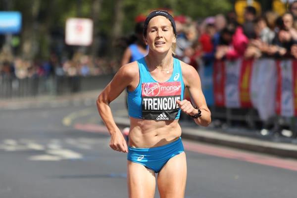 Australian marathoner Jessica Trengove (Katie Chan/organisers)