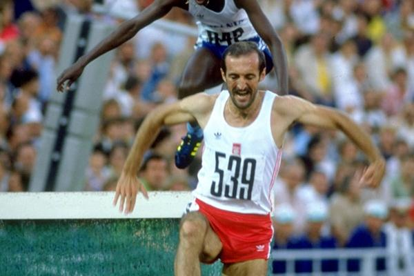 Bronislav Malinowski en route to Olympic gold in 1980 (Getty Images/ Allsport UK /Allsport)