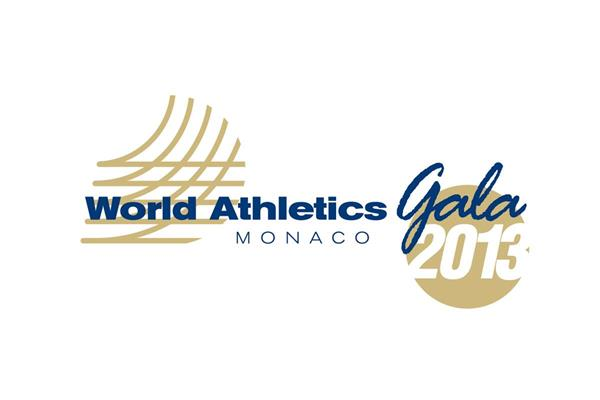 2013 World Athletics Gala logo (IAAF)