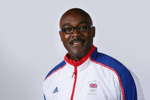 British sprints coach Lloyd Cowan (Getty Images)