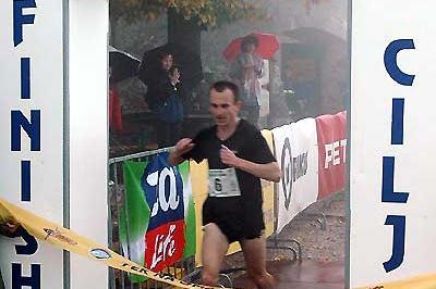 Andrzej Dlugosz of Poland wins on Smarna Gora - WMRA (c)