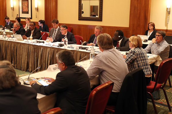 The 209th IAAF Council Meeting in London (Chris Lee / IAAF)