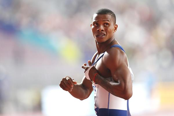 Alex Quinonez at the IAAF World Athletics Championships Doha 2019 (Getty Images)