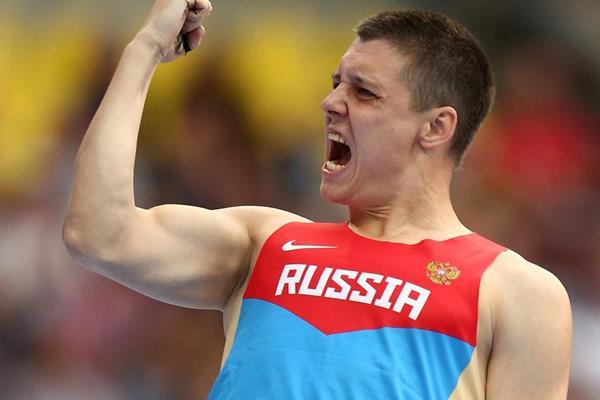 Russian pole vaulter Sergey Kucheryanu (Getty Images)