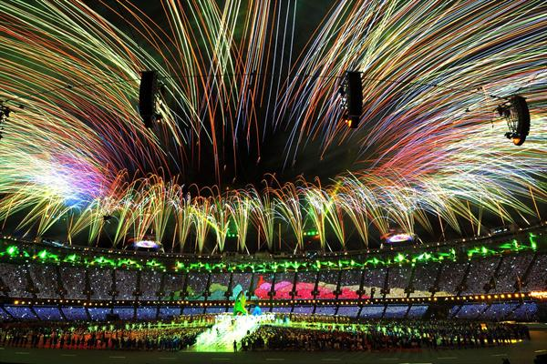 Closing Ceremony - London 2012 (Getty Images)