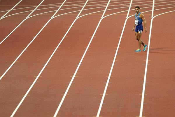 US middle distance runner Robby Andrews (Getty Images)