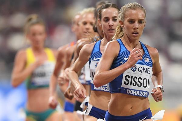 US distance runner Emily Sisson (Getty Images)