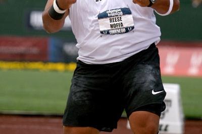 Reese Hoffa, U.S. Shot Put champion (Getty Images)