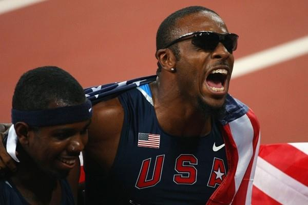Angelo Taylor becomes the equal eighth-fastest man of all time for 400m hurdles (Getty Images)