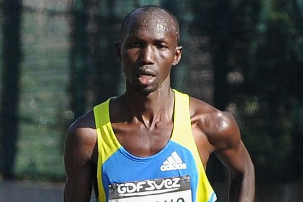 Kenyan distance runner Wilson Kipsang (Getty Images)