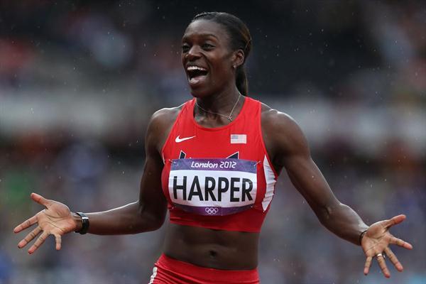 london 2012 event report women 39 s 100m hurdles semi finals news. Black Bedroom Furniture Sets. Home Design Ideas