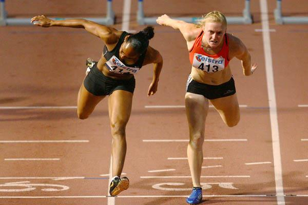 Michelle Perry edges Sally McLellan in Sydney (Getty Images)