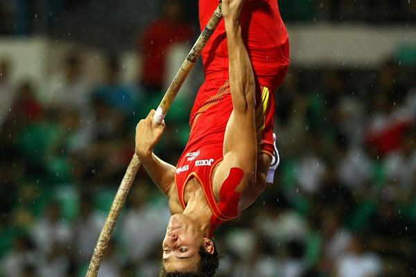Didac Salas  - Olympic Youth champion (Getty Images)