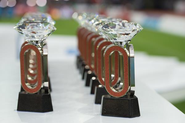 Diamond trophies