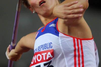 Barbora Spotakova - Javelin gold medallist (Getty Images)