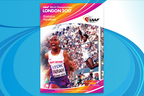 The IAAF World Championships London 2017 Statistics Handbook (IAAF)