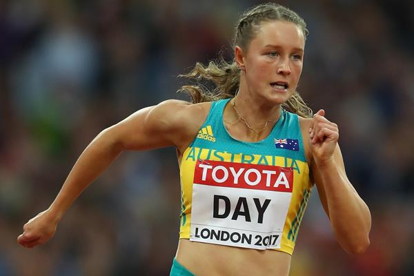 Australian sprinter Riley Day (Getty Images)