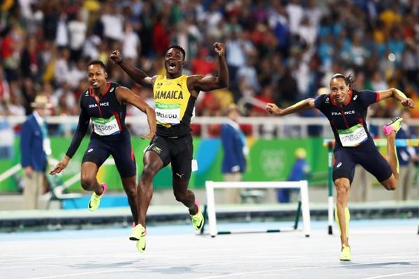 Report: men's 110m hurdles final – Rio 2016 Olympic Games ...