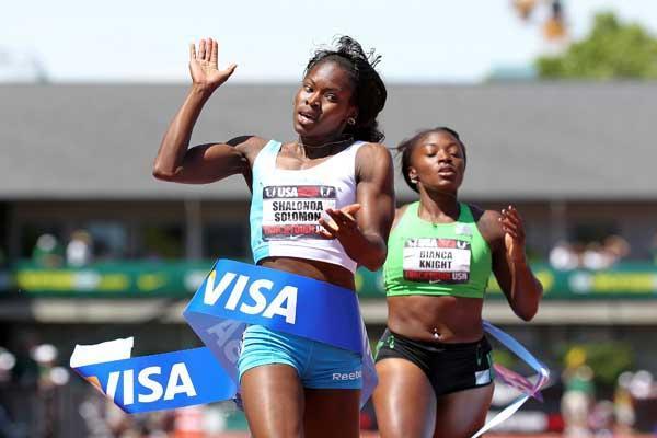 Shalonda Solomon (Getty Images)