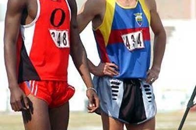 Ecuador's Byron Piedra who took two golds in Havana (Miguel Viñas (PL))