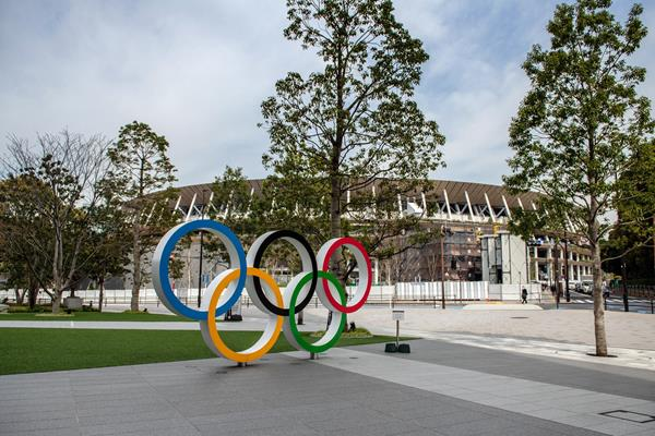 Tokyo's Olympic Stadium (Getty Images)