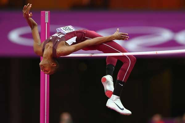 Mutaz Essa Barshim (Getty Images)