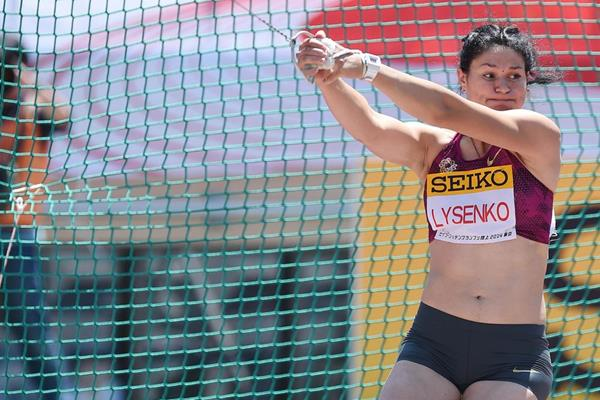 Russian hammer thrower Tatyana Lysenko (Getty Images)
