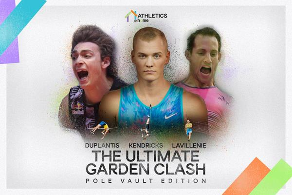 Ultimate Garden Clash - Pole Vault Edition (Getty Images)