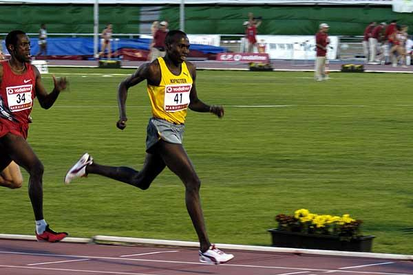 Wilson Kipketer in Madrid (IAAF)
